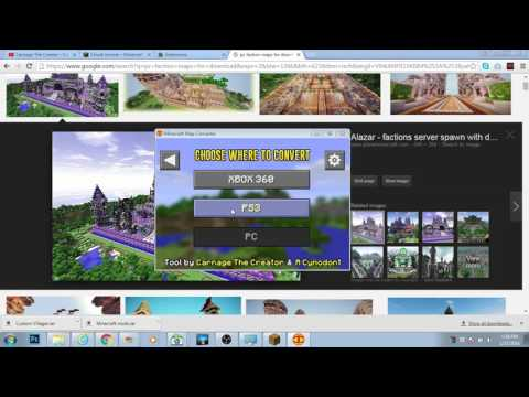 HOW TO CONVERT PC MAPS TO PS3/XBOX/PS4/XBOX ONE