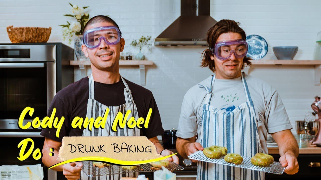 Cody and Noel Do: Drunk Baking