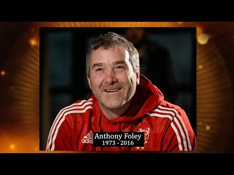 Anthony 'Axel' Foley Tribute | The Late Late Show | RTÉ One