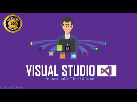 Descargar e Instalar Visual Studio 2015 | 32 y 64 Bits | Original & Tutorial en Español [2017]