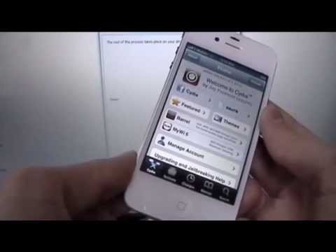 How to Jailbreak iOS 6.1.3 - 7.0.2 Install Cydia with Redsn0w - iPhone 5-4S-4-3GS iPad 4-3-2
