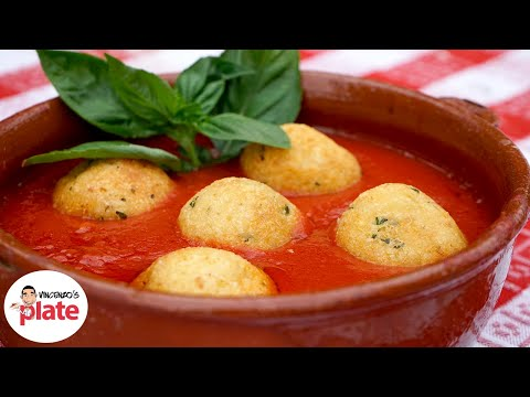 ITALIAN CHEESE BALLS RECIPE | How to Make Fried Cheese Balls | Cacio e Ove