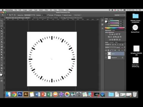 Clock Face Design