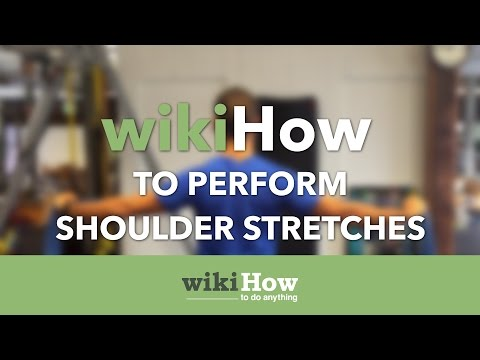 How to Perform Shoulder Stretches