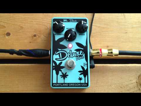5 Minutes with the Mr. Black Deluxe Plus - Pedal Demo