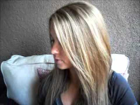 DIY: How to Go From Dark Brown to Blonde Hair Color