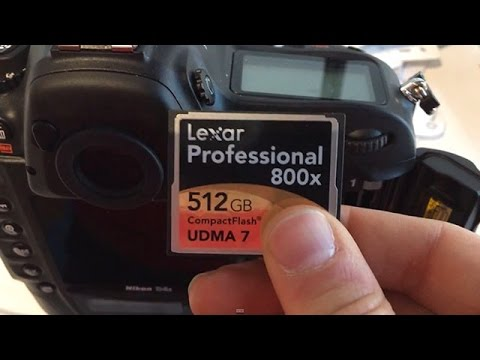 Lexar SDHC Card Recovery in Few Easy Steps