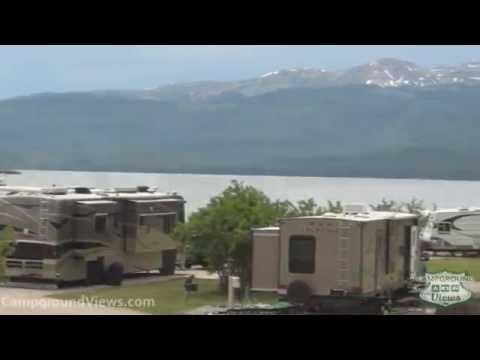 CampgroundViews.com - Yellowstone Holiday RV Campground & Marina West Yellowstone Montana MT