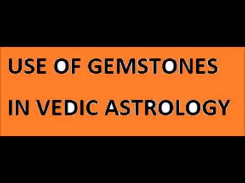 What gemstones are lucky as per Vedic astrology