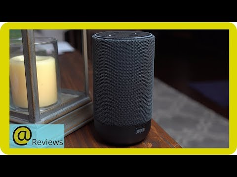 Divoom Adot Echo Dot Speaker Review
