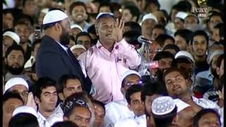 Iswar ek hai Allah ek hai to aap sirf Islam hi saheeh kyu bolte hai, Answered by Dr  Zakir naik, mar