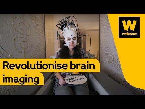 Designing a new brain scanner (MEG)