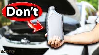 Never Switch the Engine Oil in Your Car, Unless