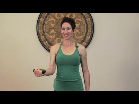 How to Exercise Forearms Without Equipment : Toning Exercises