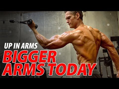 UP IN ARMS - GET BIGGER GUNS TODAY!!!