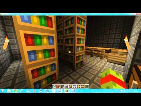 Minecraft Ninja Turtles World