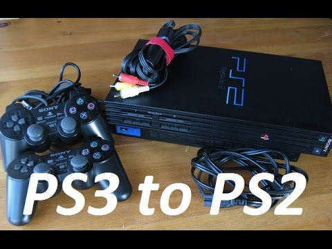 [2018] How To Set PS3 Controller on PS2 May 2018