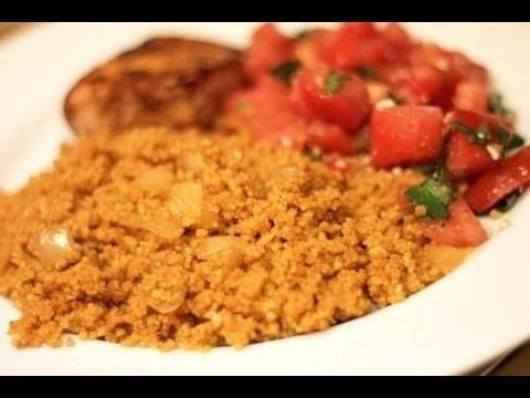 Spicy Couscous Recipe