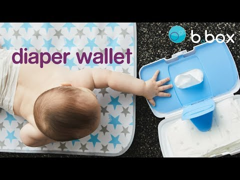 b.box diaper wallet