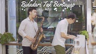 Bidadari Tak Bersayap - Anji (Saxophone Cover by Desmond Amos ft. Rio Okta Gunawan)