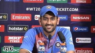 Amazing Reply By Dhoni on Thrashing Pakistan 11-0 in World Cups
