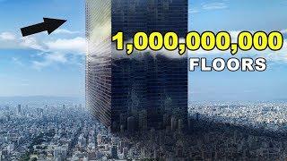 क्या हम बिलियन फ्लोर्स के Skycrapers बना सकता हैं? | Build A Skyscraper With A Billion Floors