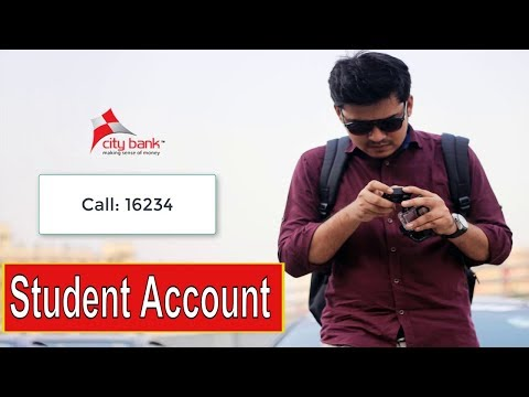 Student Savings Account -City Bank Limited A to Z
