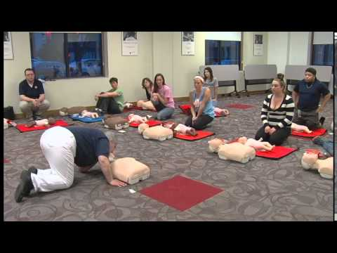 American Red Cross First Aid/CPR/AED Class