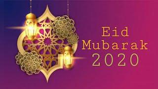 💖Eid Mubarak Status  Video 2020    Eid Wishes Video    Eid Mubarak Greetings 2020    Eid Mubarak ✨