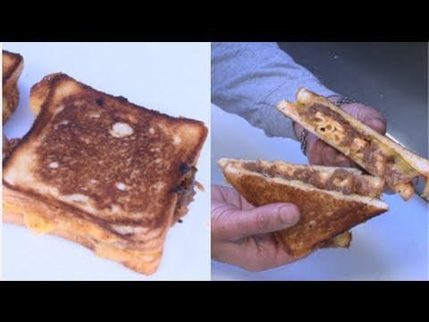 Cheesy Mac and Rib Recipe From Grilled Cheese Truck