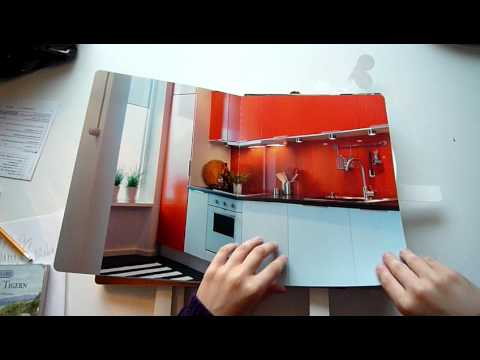 IKEA low tech kitchen book commercial