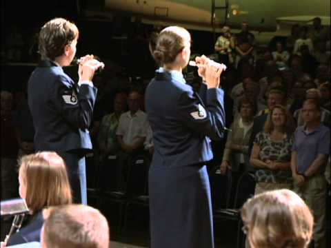Stars and Stripes - USAF Band of Flight