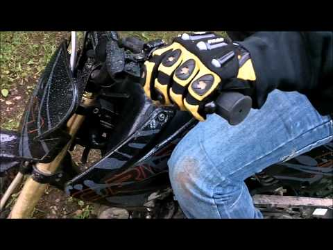 How To shift gears on a dirtbike [HD]