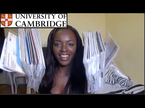 Cambridge: HOW TO GET IN | Part 2 | REAL personal statement | Shirley Bekker
