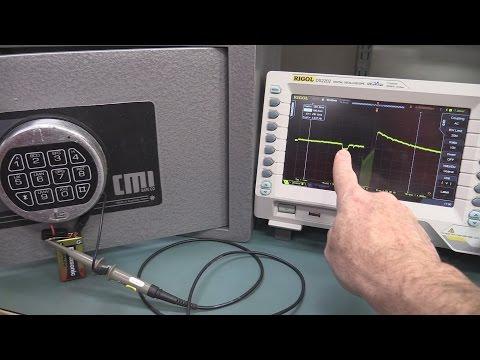 EEVblog #762 - How Secure Are Electronic Safe Locks?
