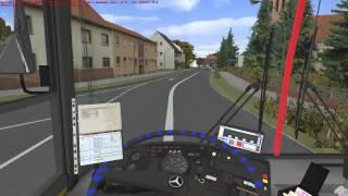 OMSI 2: Addon-Citybus-Mercedes-Benz O405/Csavargás Berlinben