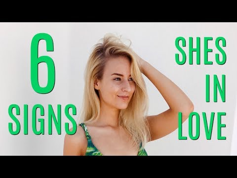 6 Signs Shes Falling in LOVE With You ❤️| COCO Chanou