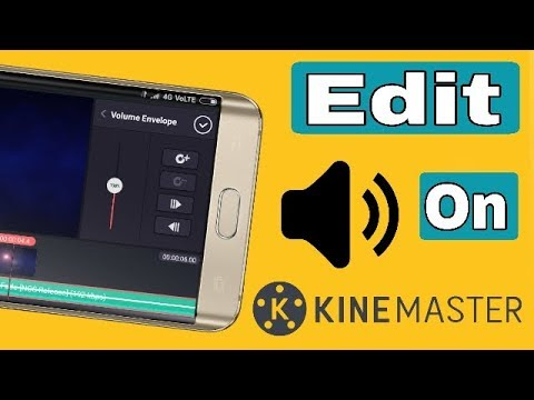 How To Edit Background Music On Kinemaster
