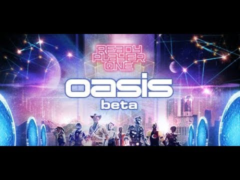 Ready Player One: OASIS beta like the movie but with a drunk