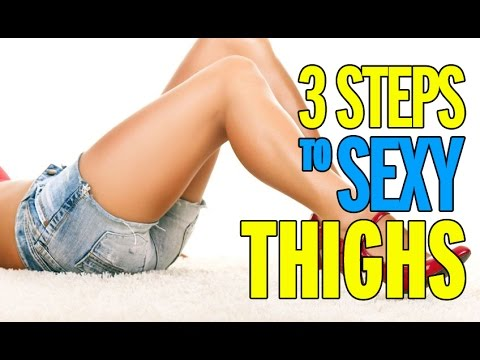Brides, Rid Yourself of Flabby Thighs In 3 Simple Steps