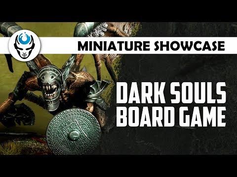 DARK SOULS - THE BOARD GAME - LVL 5 SHOWCASE 4K