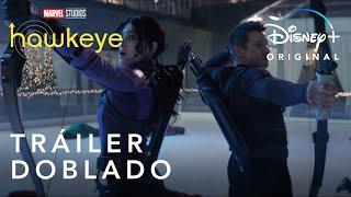 Hawkeye | Tráiler Oficial | Doblado |Marvel Studios