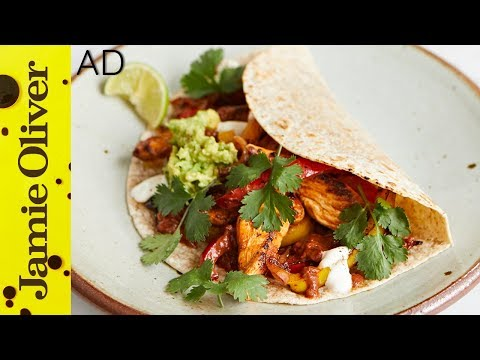 Chicken Fajitas | Food Busker | #MyFoodMemories | AD