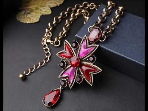 Gothic Jewelry Crosses