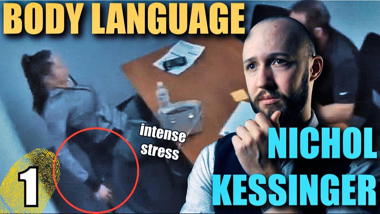 Body Language Analyst REACTS to Nichol Kessinger's SUSPICIOUS Body Language FULL | Faces Episode 24