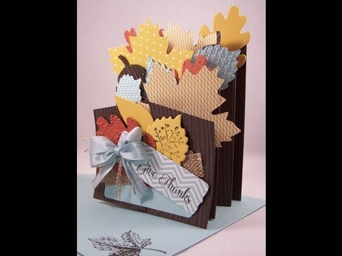 How to Make a Cascading Card