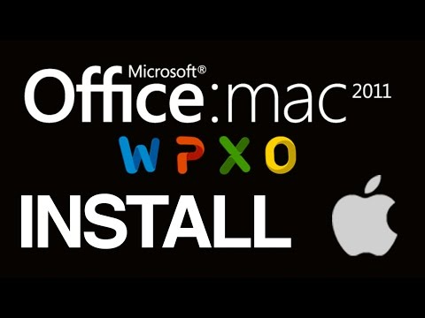 How to Install Microsoft Office for Mac guide manual