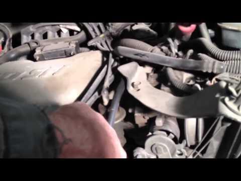 Chevrolet Venture 3400 V6 Fuel Pressure Regulator Replacement