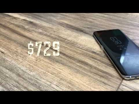 Galaxy S8 Unboxing-Review MetroPCS/T-Mobile
