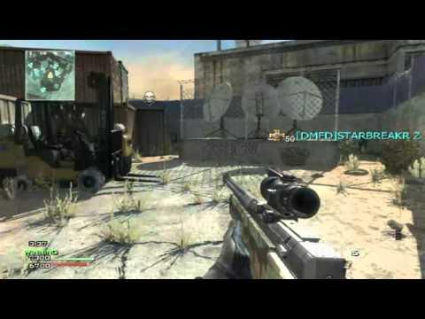 Random Semtex Final Kill on MW3